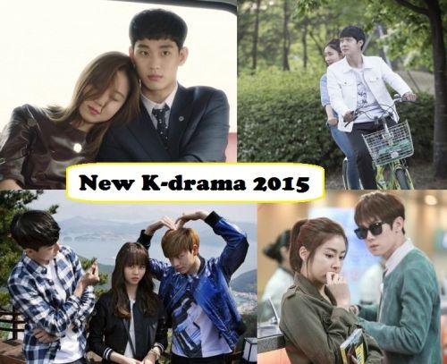 Drama Korea Tahun 2015
