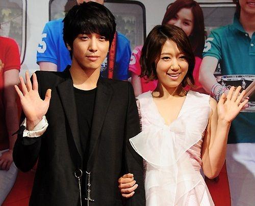 Park dan Jung