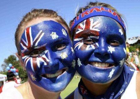 Warga Australia