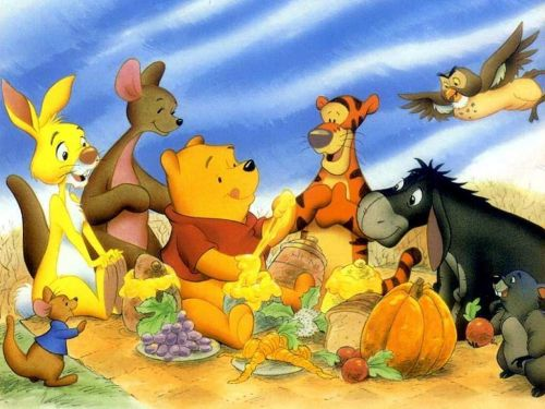 Winnie the Pooh16