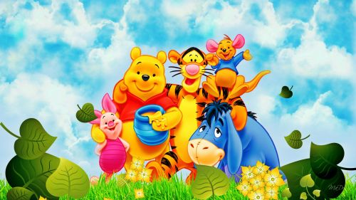 Winnie the Pooh8