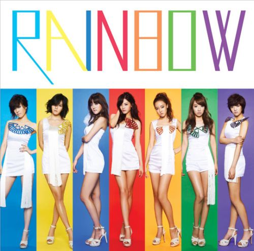 Foto Girlband Rainbow10