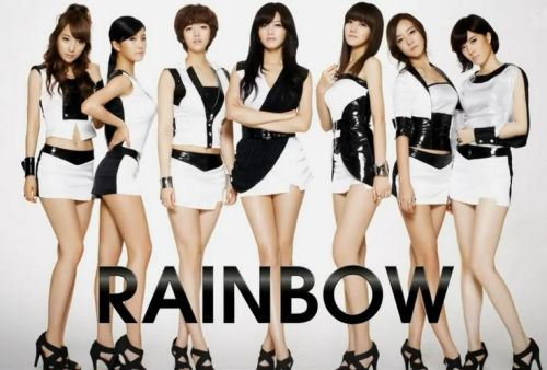 Foto Girlband Rainbow2