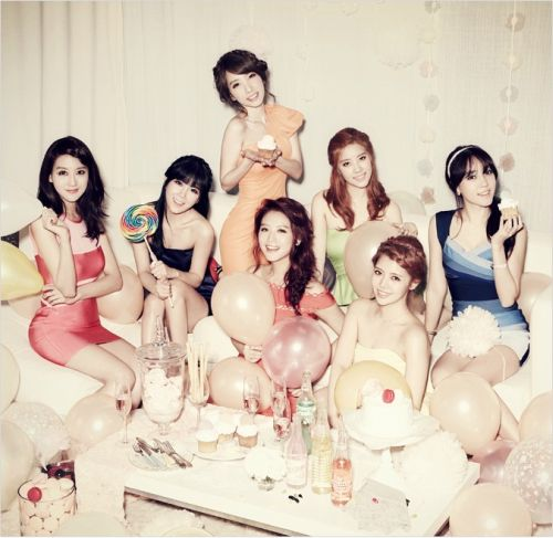 Foto Girlband Rainbow4