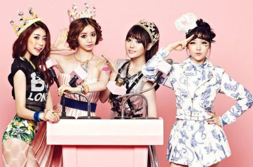 Foto Girls Day9
