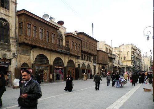 Gambar Aleppo