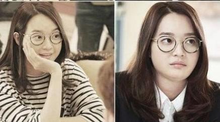 Shin Min-ah Gemuk