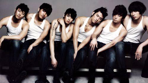 Foto Boyband 2PM2