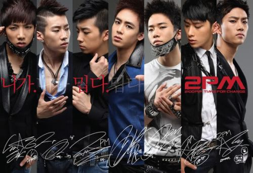 Foto Boyband 2PM9