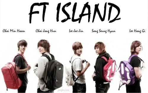 Foto F.T. Island 7