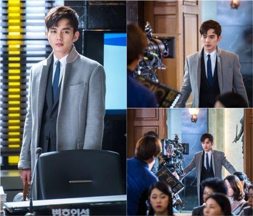 Foto Yoo Seung-ho dalam Remember