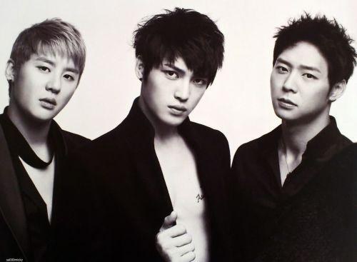 Foto Boyband JYJ 4
