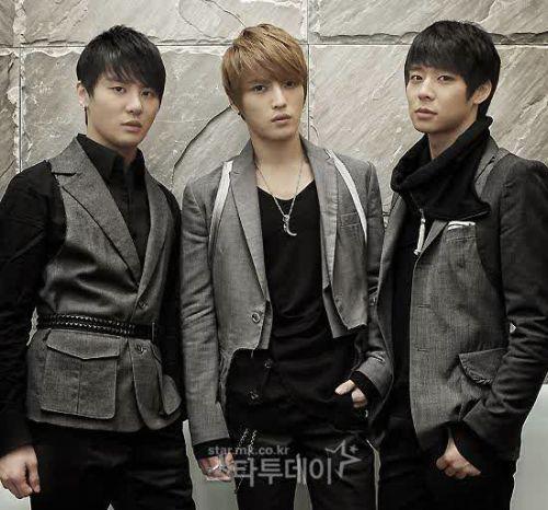 Foto Boyband JYJ 7