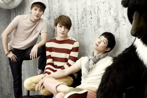 Foto Boyband JYJ 8