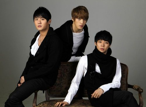 Foto Boyband JYJ 9