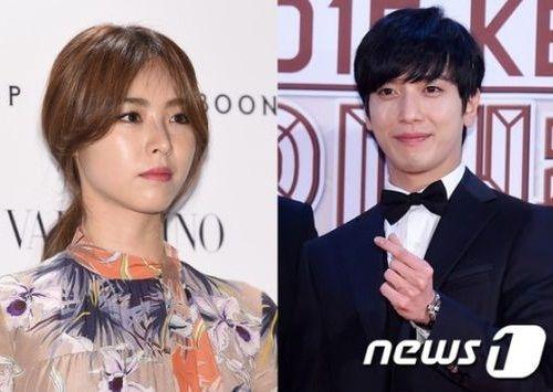 Jung Yong-hwa dan Lee Yeon-hee