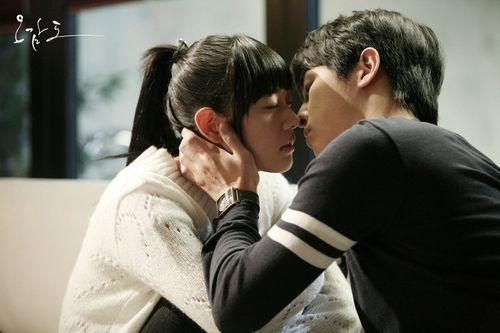Foto Ciuman Artis Korea