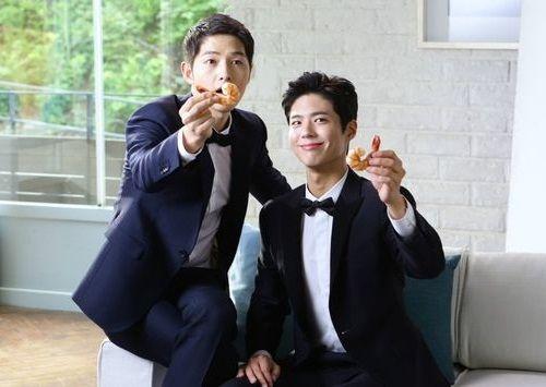 Park Bo-gum Song Joong-ki