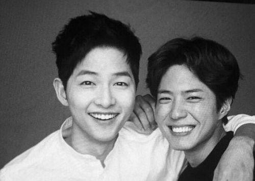 Park Bo-gum dan Song Joong-ki