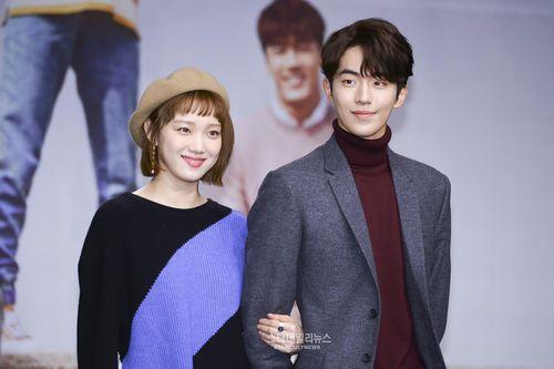 Pacar Lee Sung Kyung Nam Joo Hyuk