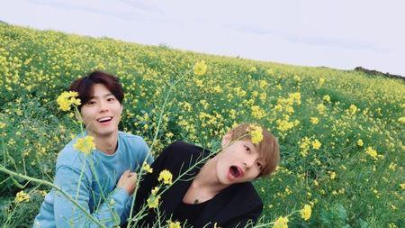 Park Bo-gum dan V BTS 3