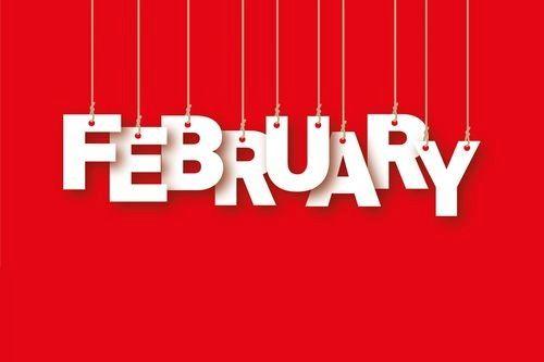 Bulan Februari