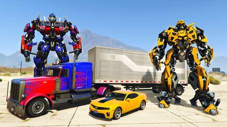 Gambar Transformers Paling Bagus dan Keren13