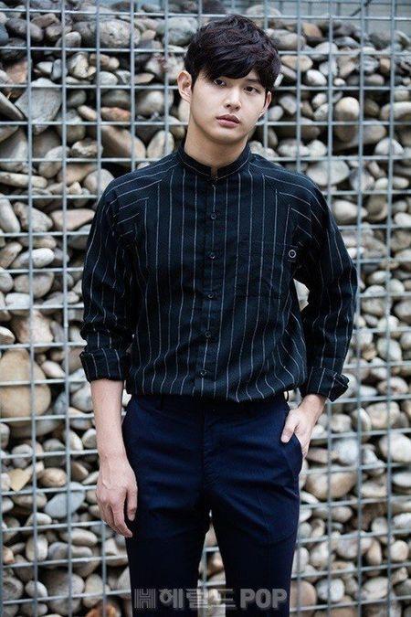 Foto Ganteng Imut Lee Seo-won 2
