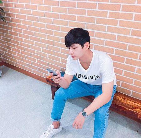 Foto Ganteng Imut Lee Seo-won 4