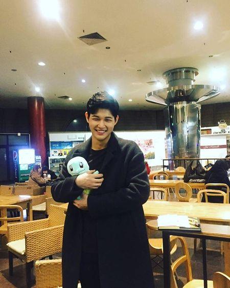 Foto Ganteng Imut Lee Seo-won 9