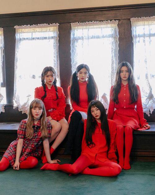 Lagu Red Velvet
