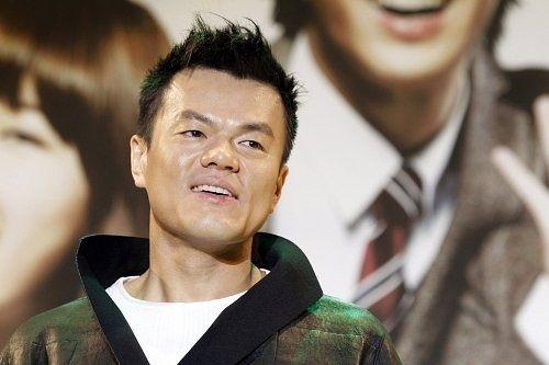 Park Jin-young (J. Y. Park)