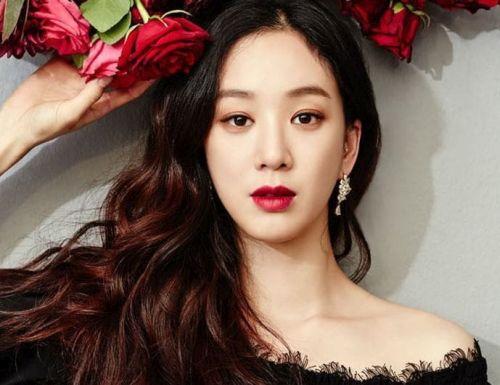 Foto Cantik Jung Ryeo Won