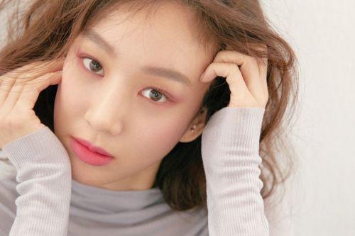 Foto Close Up Jung Ryeo Won
