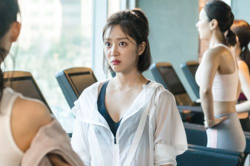Foto Jo Bo Ah di Drama Parting Left3