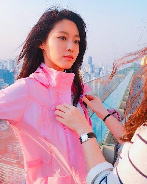 Foto Terbaru Seolhyun AOA10