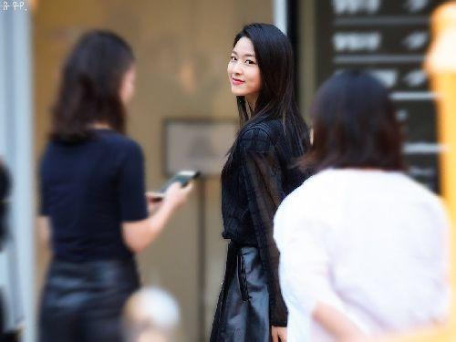 Foto Terbaru Seolhyun AOA3