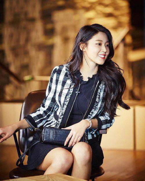 Foto Terbaru Seolhyun AOA7