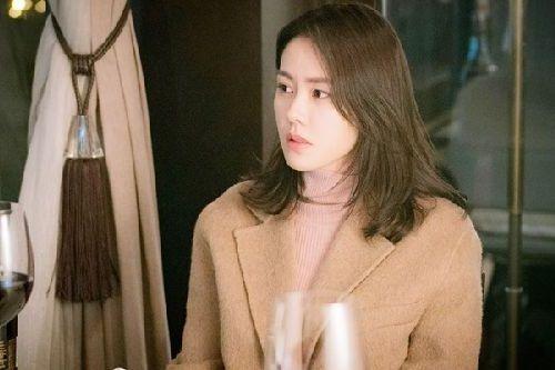 Foto Tercantik Son Ye-jin