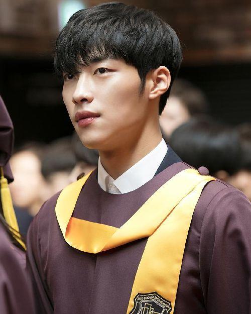 Foto Woo Do-hwan berseragam Sekolah7