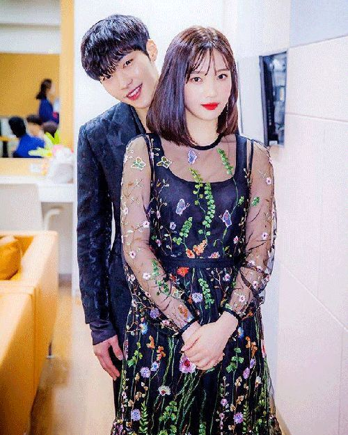 Foto Woo Do-hwan dan Joy1
