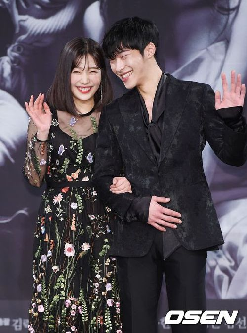 Foto Woo Do-hwan dan Joy2