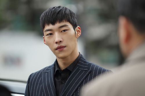 Foto Woo Do-hwan di Drama Save Me