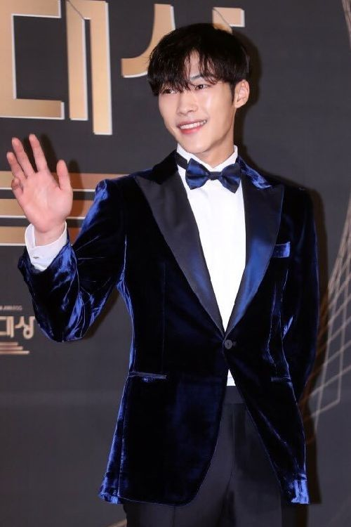 Foto Woo Do-hwan di KBS Drama Awards