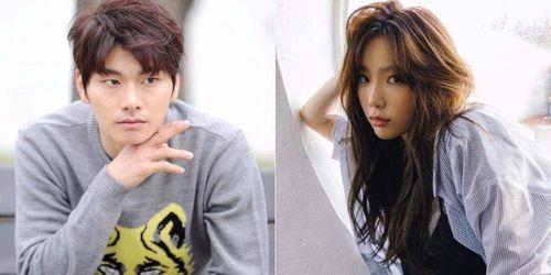 Lee Yi Kyung dan Taeyeon
