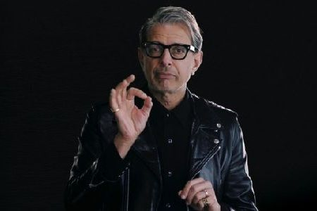 Pemain Isle of Dogs Jeff Goldblum