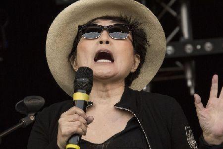 Pemain Isle of Dogs Yoko Ono
