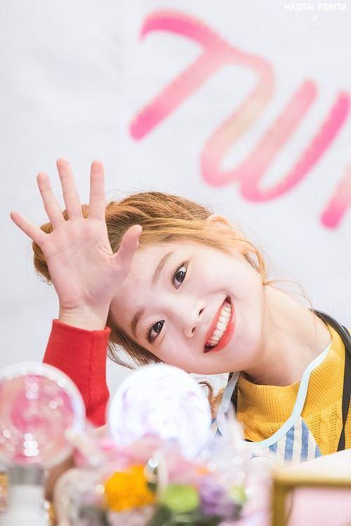 Foto Cantik Dahyun TWICE Terbaru 50