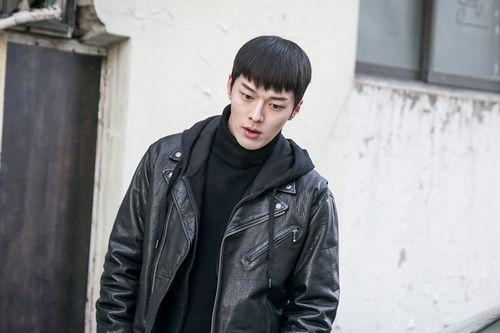 Foto Jang Ki-yong di Drama My Mister