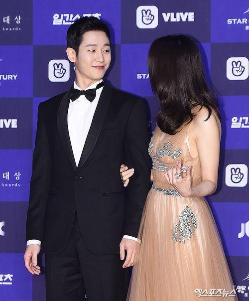 Foto Mesra Jung Hae-in dan Son Ye-jin 2